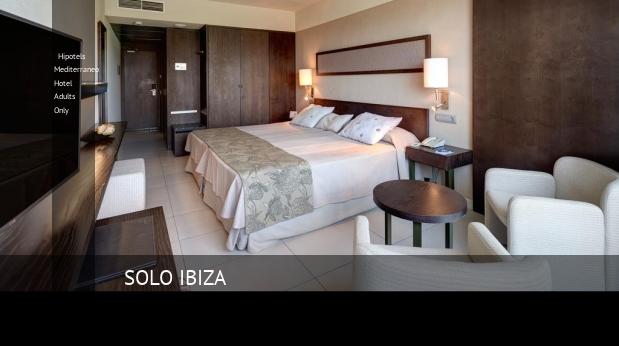 Hipotels Mediterraneo Hotel - Solo Adultos barato
