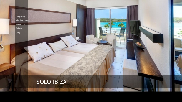 Hipotels Mediterraneo Hotel - Solo Adultos booking