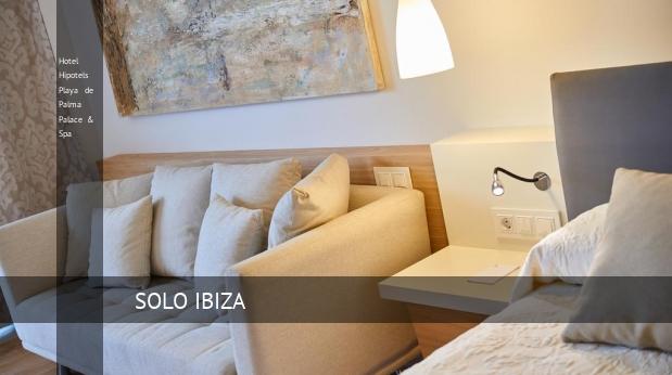 Hotel Hipotels Playa de Palma Palace & Spa baratos