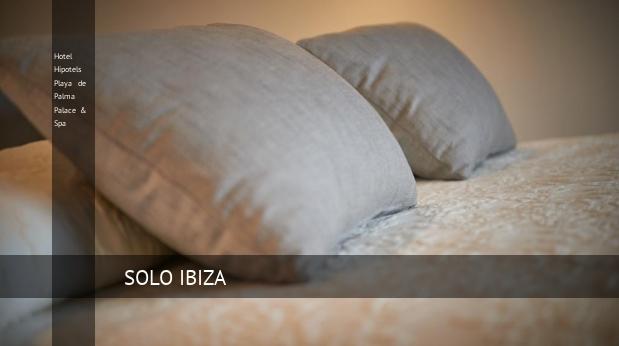 Hotel Hipotels Playa de Palma Palace & Spa booking