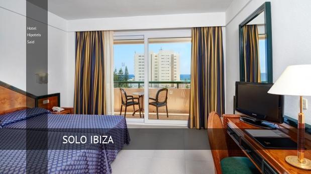 Hotel Hipotels Said barato