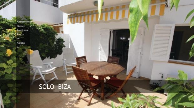 Apartamentos Holiday Apartment Puerto de Alcudia 07 booking