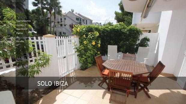 Apartamentos Holiday Apartment Puerto de Alcudia 07 opiniones