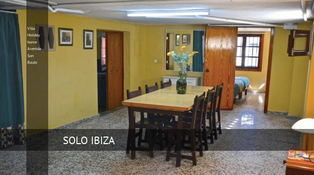 Villa Holiday home Avenida Son Baulo booking