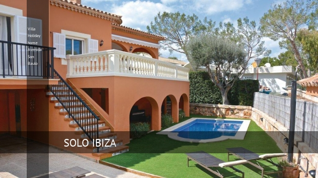 Villa Holiday home Avenida Son Baulo reverva