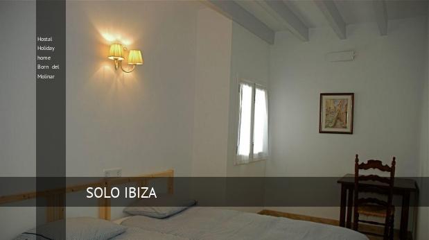 Hostal Holiday home Born del Molinar booking