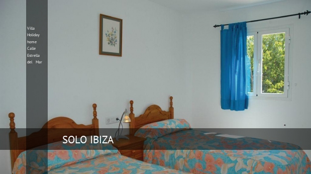 Villa Holiday home Calle Estrella del Mar booking