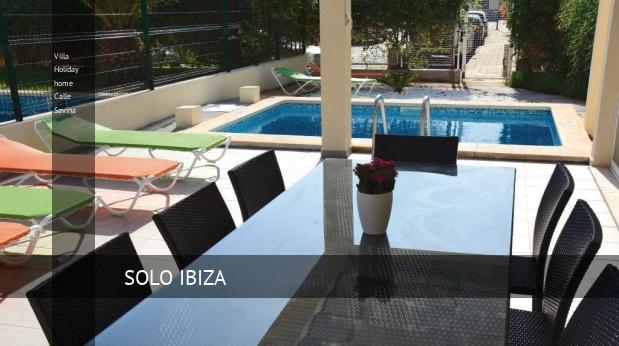 Villa Holiday home Calle Savina opiniones