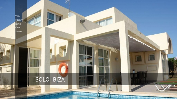 Villa Holiday home Calle Savina