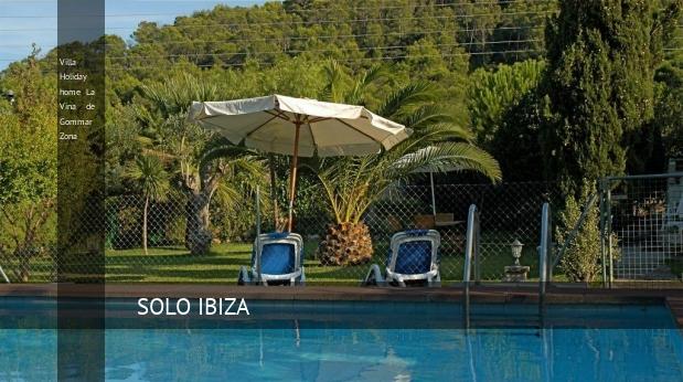 Villa Holiday home La Vina de Gommar Zona booking