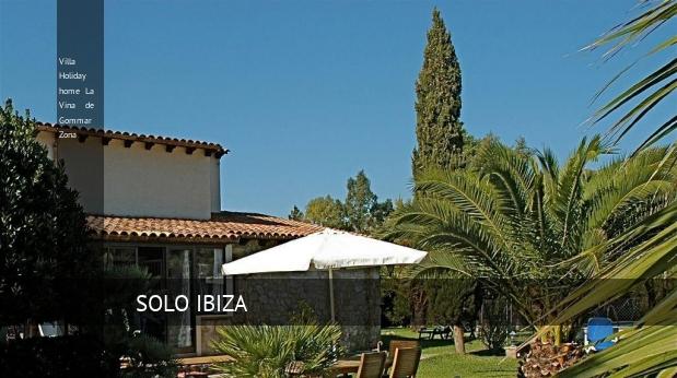 Villa Holiday home La Vina de Gommar Zona opiniones