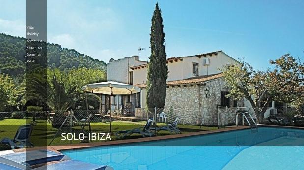 Villa Holiday home La Vina de Gommar Zona reverva
