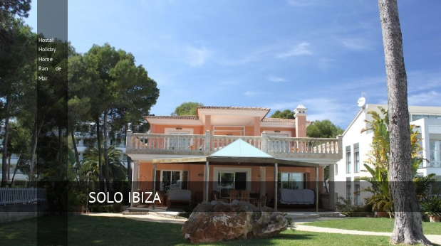 Hostal Holiday Home Ran de Mar