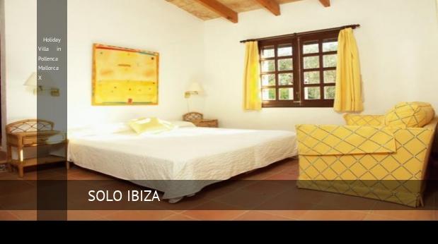 Holiday Villa in Pollenca Mallorca X opiniones