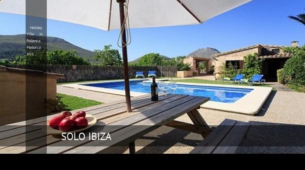 Holiday Villa in Pollenca Mallorca XVII opiniones