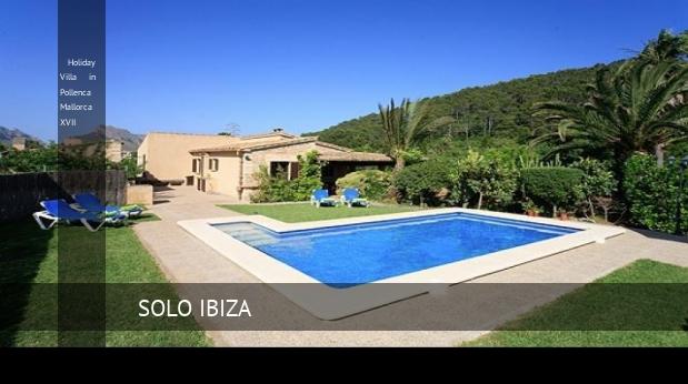 Villa Holiday Villa in Pollenca Mallorca XVII