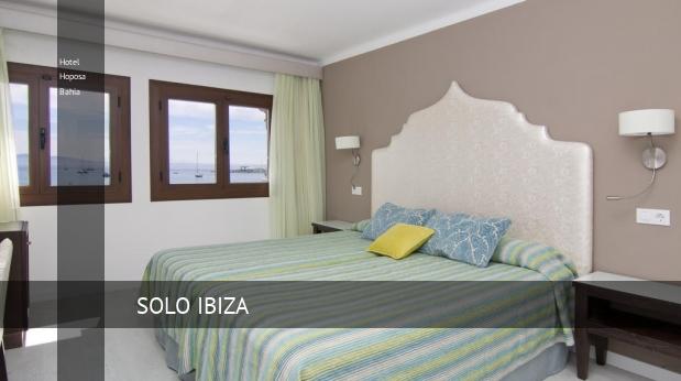 Hotel Hoposa Bahia oferta