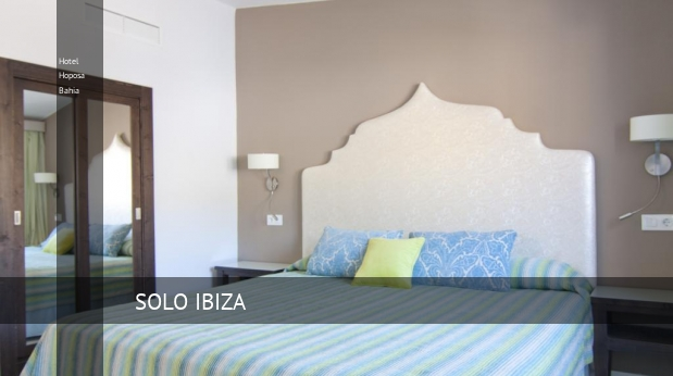 Hotel Hoposa Bahia opiniones