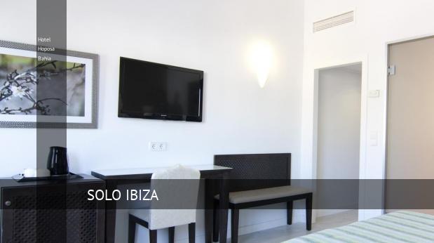 Hotel Hoposa Bahia reservas