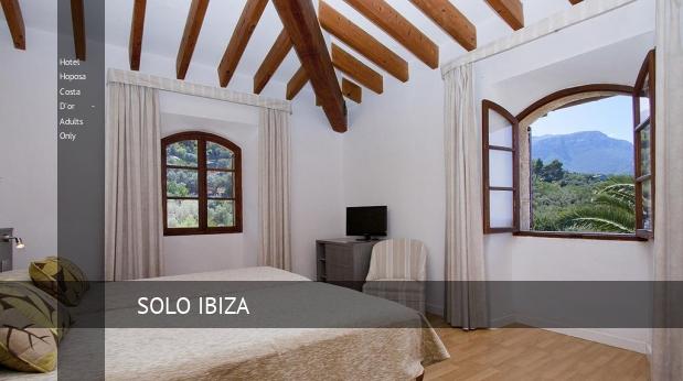 Hotel Hoposa Costa D