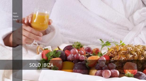 Hotel Hoposa Daina oferta
