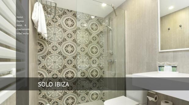 Hostal Hoposa Hotel & Apartaments VillaConcha baratos