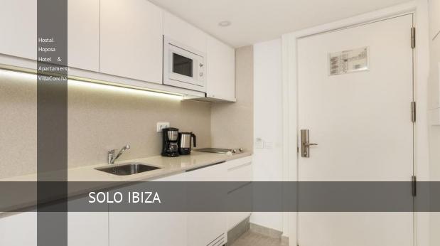 Hostal Hoposa Hotel & Apartaments VillaConcha Mallorca