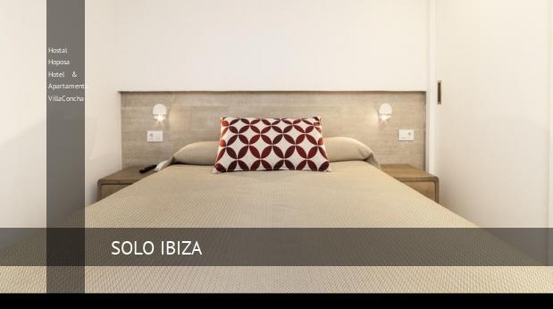 Hostal Hoposa Hotel & Apartaments VillaConcha oferta