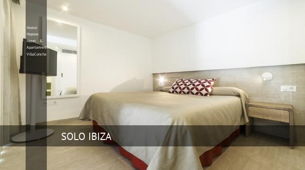 Hostal Hoposa Hotel & Apartaments VillaConcha ofertas
