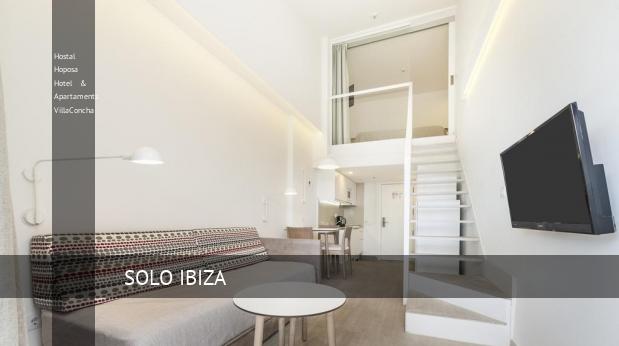 Hostal Hoposa Hotel & Apartaments VillaConcha Port de Pollensa