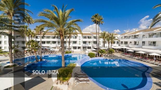Hostal Hoposa Hotel & Apartaments VillaConcha