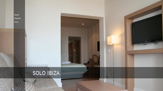 Hotel Hoposa Uyal booking