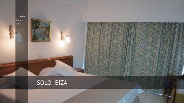 Hotel Amic Gala barato