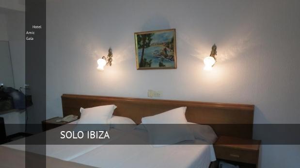 Hotel Amic Gala ofertas
