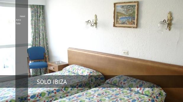 Hotel Amic Gala reservas