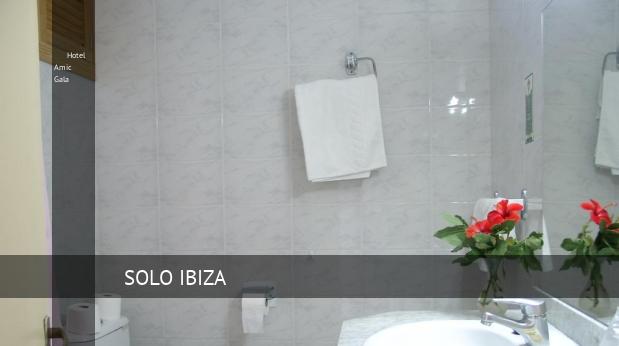 Hotel Amic Gala reverva