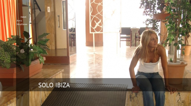 Hotel Amic Miraflores barato