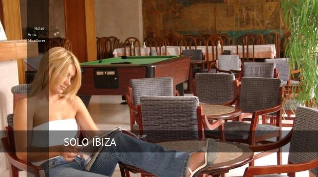 Hotel Amic Miraflores baratos