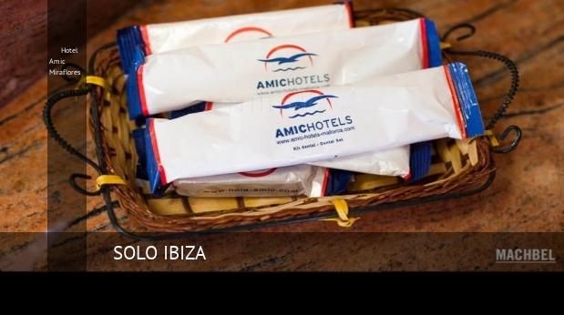 Hotel Amic Miraflores ofertas