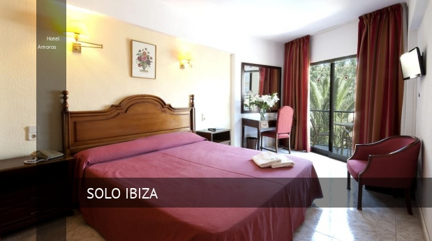 Hotel Amoros opiniones
