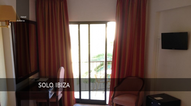 Hotel Amoros reservas