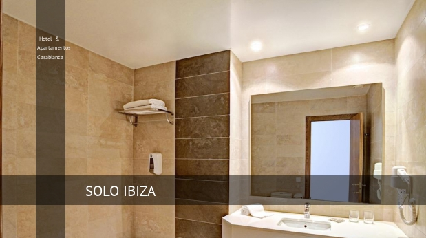 Hotel & Apartamentos Casablanca barato