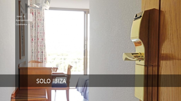 Hotel & Apartamentos Casablanca ofertas