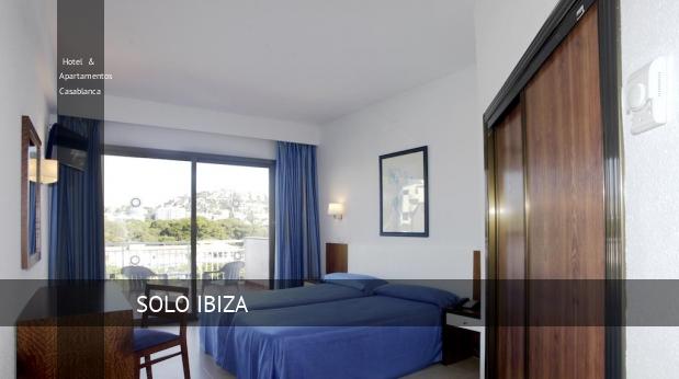 Hotel & Apartamentos Casablanca reservas