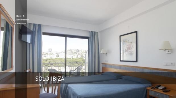 Hotel & Apartamentos Casablanca reverva