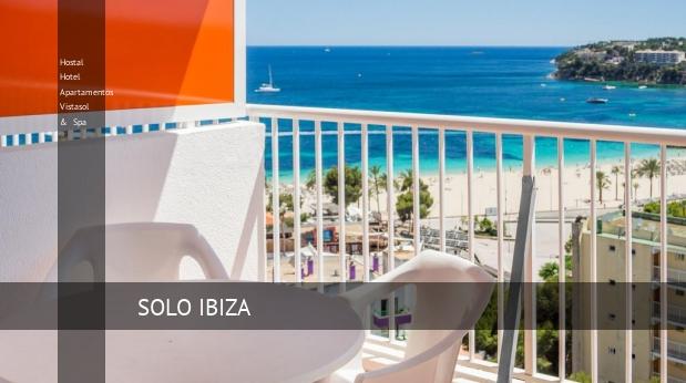 Hostal Hotel Apartamentos Vistasol & Spa booking