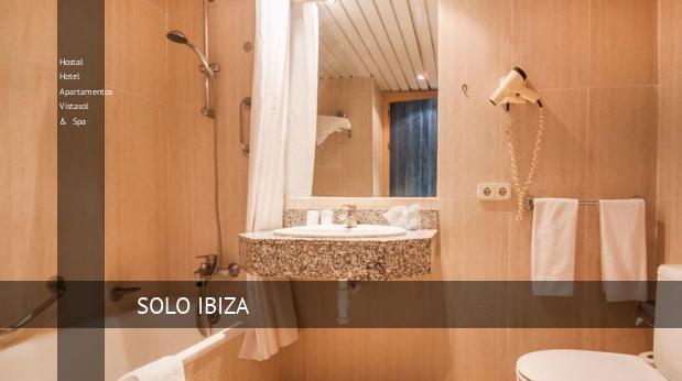 Hostal Hotel Apartamentos Vistasol & Spa Mallorca