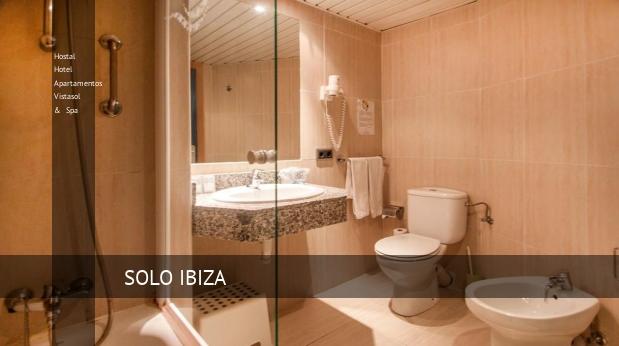 Hostal Hotel Apartamentos Vistasol & Spa oferta