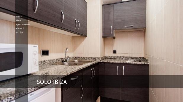 Hostal Hotel Apartamentos Vistasol & Spa reservas