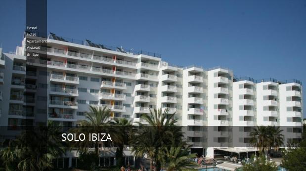 Hostal Hotel Apartamentos Vistasol & Spa